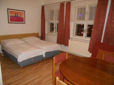 Krátkodobě byt 1+kk, ulice Těšnov, Praha 1 - Nové Město