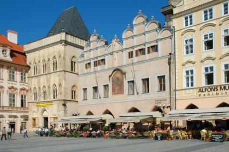 Prodej, restaurace, Staroměstské náměstí, Praha 1