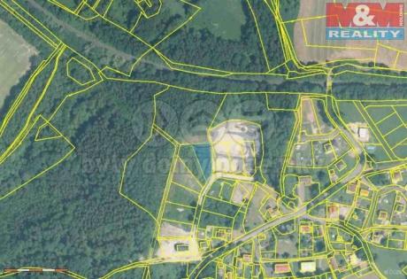 Prodej, stavební pozemek, 1192 m2, OV, Dolní Hraničná