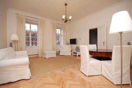 Prodej, Byt, 3+1, 90 m2, Na Kampě, Praha 1