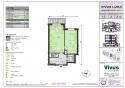Prodej bytu, 2+kk, 61,76 m² s balkonem - 5