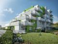 Prodej bytu v novostavbě 4+kk, 84,45 m2, s terasou 38,12 m2 - 2
