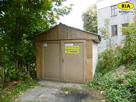 Prodej garáže, Růžová ul., Jablonec nad Nisou