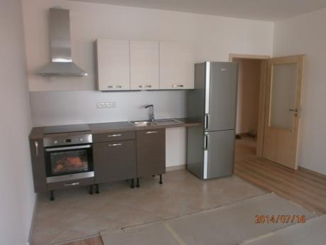 Nový byt 2+kk s balkonem a GS, 54 m2, ul. Farkašova, Praha 9 - Kyje