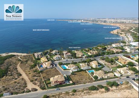 Prodej bytu 4+1/2x terasa v Residenci Sea Senses, Punta Prima, Costa Blanca, Španělsko