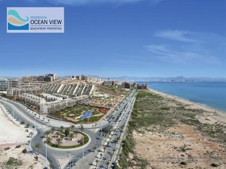 Prodej bytu 4+1/2x terasa v Residenci Ocean View, Alicante, Costa Blanca, Španělsko