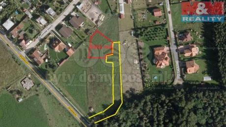 Prodej, stavební pozemek, 1021 m2, Lysá nad Labem