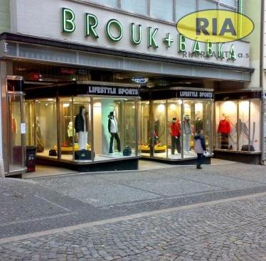 Pronájem obchodní prostor, 640m2, ulice Pražská, Liberec