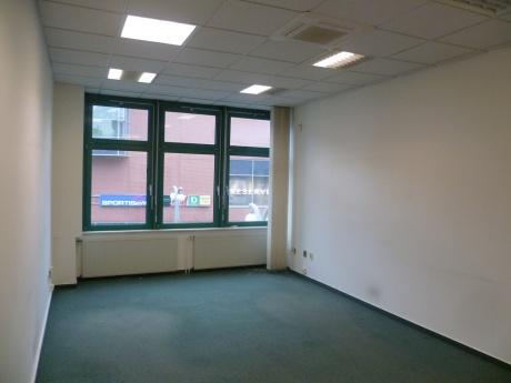 Pronájem kancelářských prostor, 182 m2, rozhraní ulice Jánská a 1. Máje, Liberec