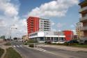 Nové byty, komerce, ordinace Olomouc - Povel, Nároží
