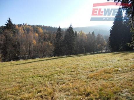 Pozemek určený k výstavbě RD v obci Zadov – Churáňov na Šumavě