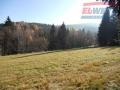 Pozemek určený k výstavbě RD v obci Zadov – Churáňov na Šumavě - 1