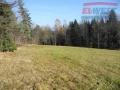 Pozemek určený k výstavbě RD v obci Zadov – Churáňov na Šumavě - 2