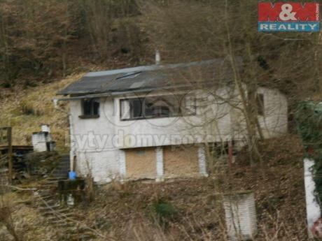 Prodej, chata 2+1, 39 m2, Bratronice - Mostecký Mlýn
