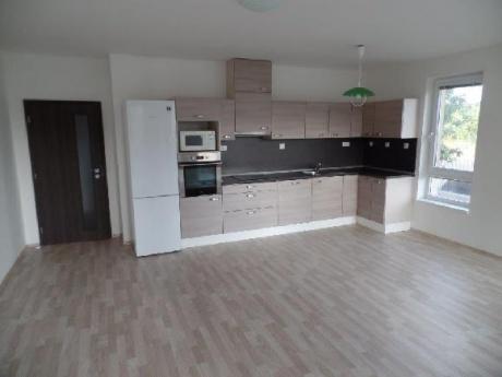 Nový byt 2+kk s 2x lodžiemi, 67 m2, GS, ul. Firkušného, Praha 10 - Uhříněves