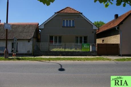 Poděbrady-Velké Zboží - RD 3+1, garáž