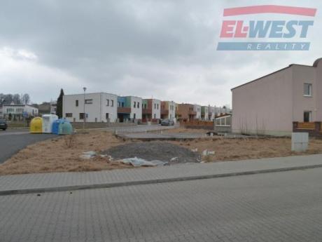 Stavební pozemek se základovou deskou, Horažďovice, okr. Klatovy