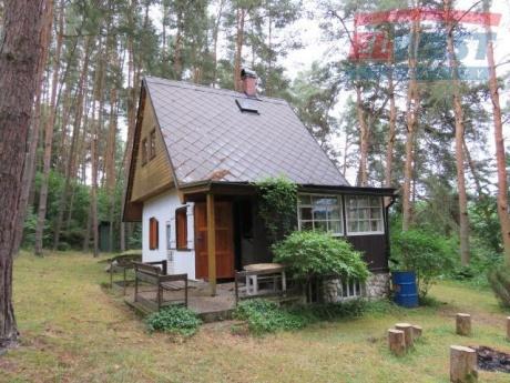 Prodej chaty u lesa a řeky, Strunkovice nad Volyňkou