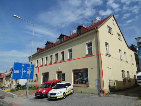 Prodej nebytového prostoru 130m2, Liberec - Vratislavice nad Nisou