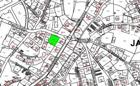 Prodej pozemku 1.337 m2, Jablonec n.N. Paseky