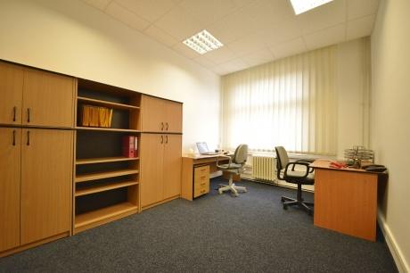 Kanceláře od 13 m2 až po celé patro, ul. Jablonského, Praha 7 - Holešovice