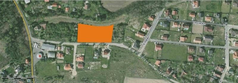 Prodej stavebního pozemku Horoušany