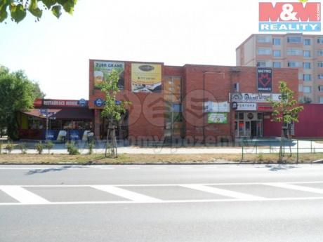 Pronájem, obchodní prostory, 100 m2, Hranice, ul.Tř.1. máje