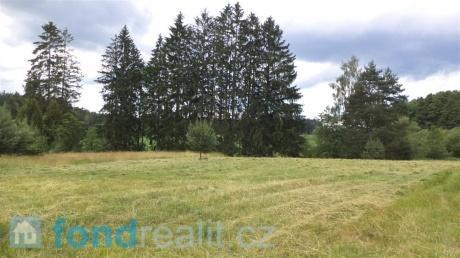 Prodej pozemku Chotěmice 3040 m²