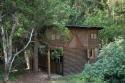 Dřevěná chatka se nachází u města Hronov-Zbečník, okres Náchod - 1