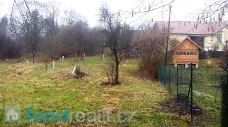 Prodej pozemku Březina u Moravské Třebové, 520 m²
