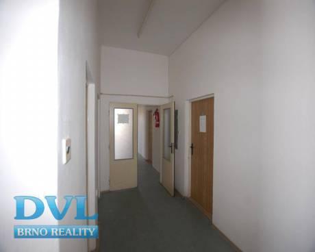Kancelářské prostory 14-49 m2 - Brno-Černovice, ul. Vinohradská