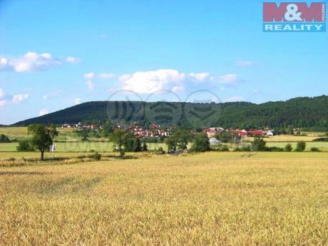 Prodej, pole, 1331 m2, Mladá Boleslav-Nepřevázka