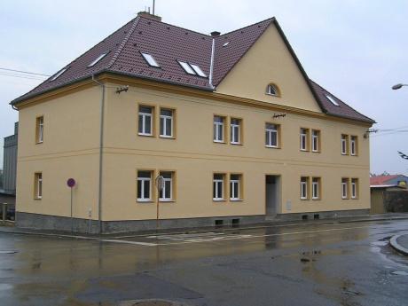 Pronájem, byt č. 4, 2+kk s parkovacím stáním, Čáslav, Jablonského 606