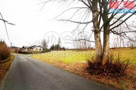Prodej, stavební pozemek, 1394 m2, Rájec u Černavy
