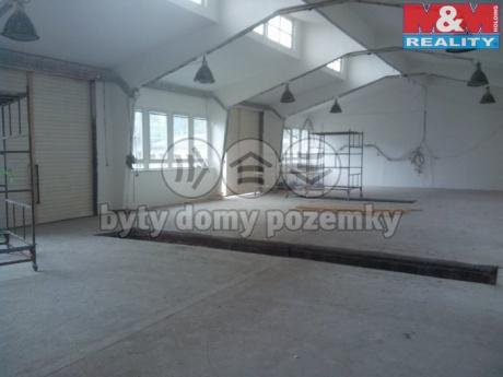 Pronájem, výrobní prostor, 315 m2, Slezská Ostrava