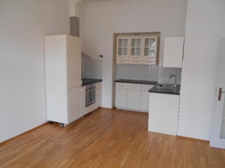 Byt 2+kk, 55 m2, ul. Sezimova, Praha 4 - Nusle