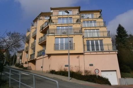 Byt 1+kk s GS, 43 m2, ul. Na Stráži, Praha 8 - Libeň