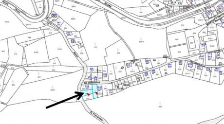 Prodej pozemku 1.357 m2, Proseč nad Nisou