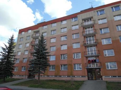 Prodej bytu 1+1, 38 m2, Nová Pasířská, Jablonec nad Nisou