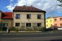 Nymburk RD 2x 2+1, vhodné i jako bytový dům - pozemek 348m2- u centra města - 2