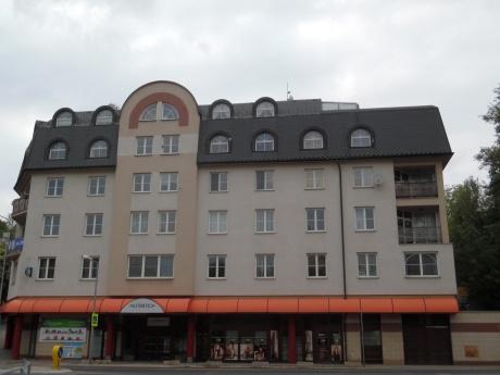 Pronájem bytu 3+kk, 71 m2, Sokolská, Liberec - centrum