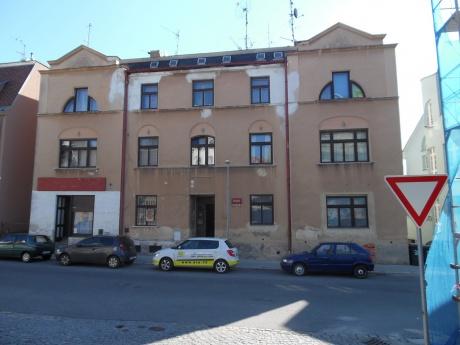 Pronájem bytu 4+1, 107 m2, Saskova ul., Jablonec n. N.