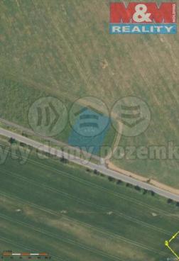 Prodej, pozemek, 1506 m2, Oskava