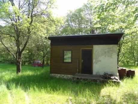Prodej velkého pozemku s chatou