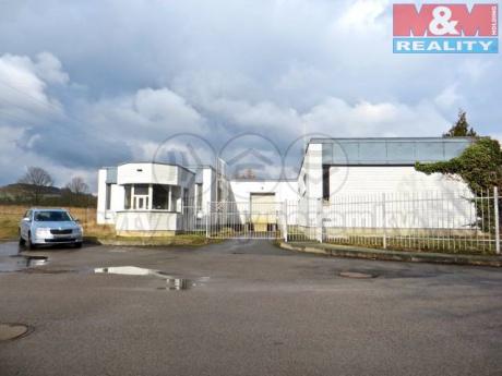 Prodej, skladový prostor, 905 m2, Sedlec - Prčice