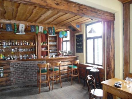 Pronájem restaurace, 116 m2, U Jeslí, Jablonec n. N.