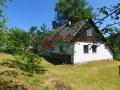 Prodej rekreační chalupy s výhledem na lesy, Křížovice u Plánice, okr. Klatovy - 3
