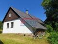 Prodej rekreační chalupy s výhledem na lesy, Křížovice u Plánice, okr. Klatovy - 4