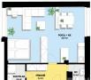 Prodej, Nebytový prostor, Kancelář 1+kk, 47 m2 , Praha Hostivař, Hornoměcholupská - 1