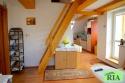 Poděbrady mezonetový cihl. byt 3+kk s terasou v OV, 200m od lázeňské kolonády-pěkné - 3